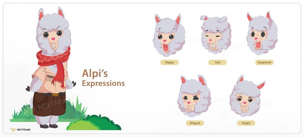 Alpi_expression